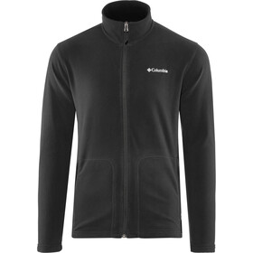 Columbia Fast Trek Light Full-Zip Fleece Jacket Herren black